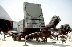Patriot Tracking Radar